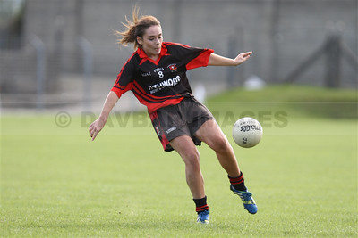Coolkenno IFC Ladies Final 2014-15