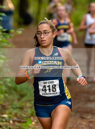 10/3/2018 - Girls Varsity Cross Country - Needham