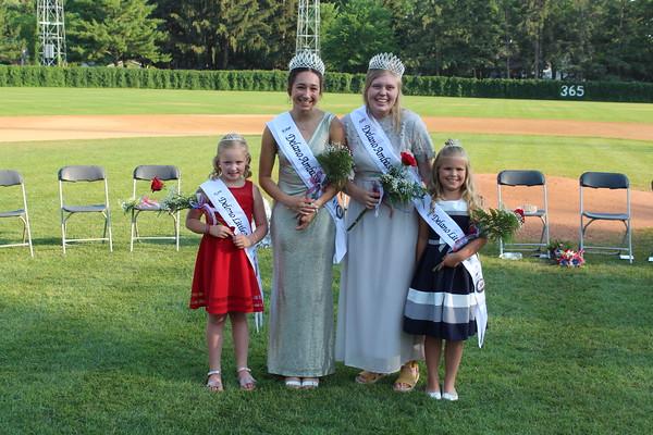 2021 Delano Royalty coronation