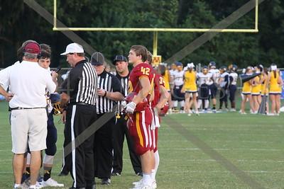 Morgan vs Tuscaloosa Academy