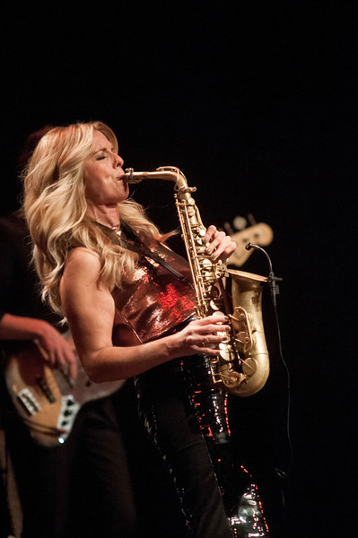 An Evening with Candy Dulfer and Bobby Caldwell  @ Knight Theater 4-6-14 by Jon Strayhorn