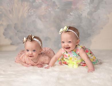 Ashli Finck twins