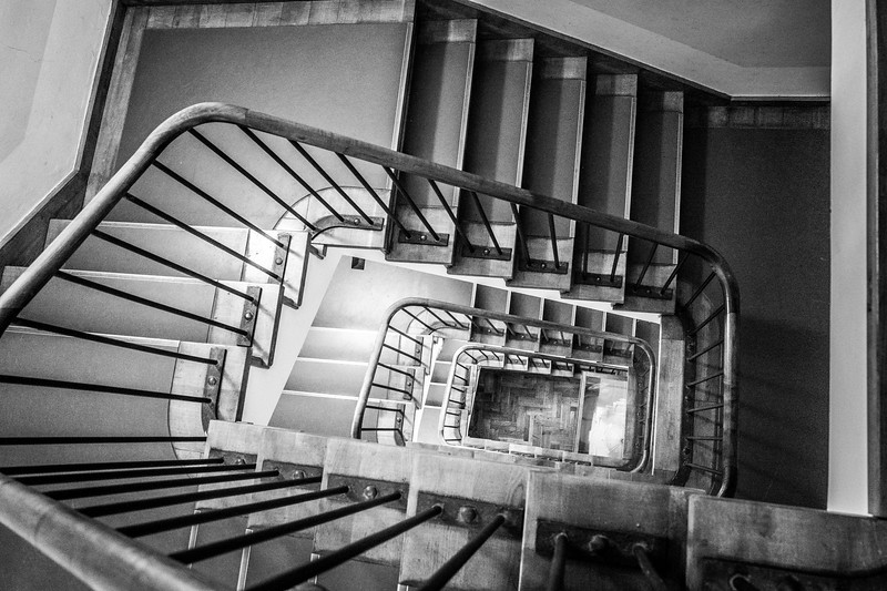 Stairs in Berlin Dom