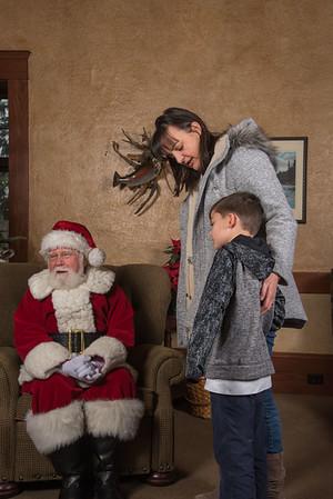 2017 Rockwell Springs Santa
