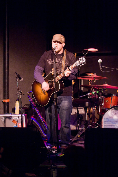 Jon Berman plays The Iron Horse in Northampton