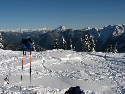 Hollyburn Mountain Jan 2007