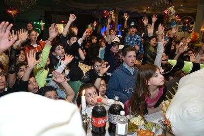 Purim Party 2016