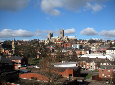 Lincoln Cathedral, Feb