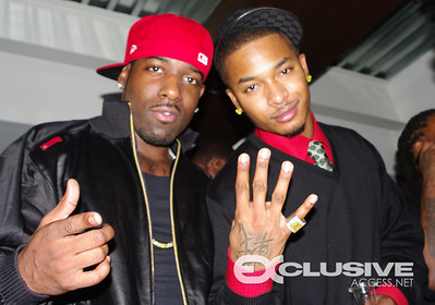 CHINGY'S BIRTHDAY PARTY (ATLANTA, GA)