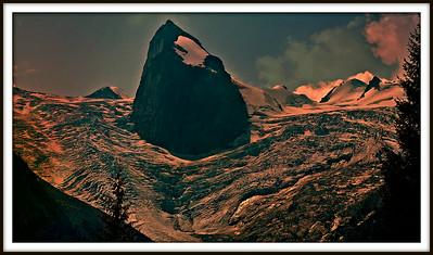 Bugaboo Glacier Trek 2014 August