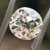 3.46ct Old European Cut Diamond GIA M, VS1 27