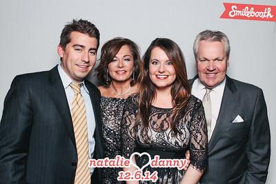 natalie + danny wedding