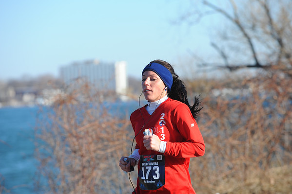 8 Mile Mark, Gallery 2 - 2014 Rock CF Rivers Half Marathon