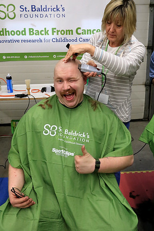 St. Baldrick's Pepperell, March 20, 2019