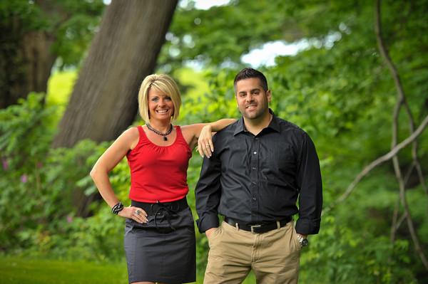 Stacy & Matt