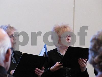 FD Choral Society at St. Paul's
