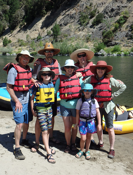 Rogue River Day 1