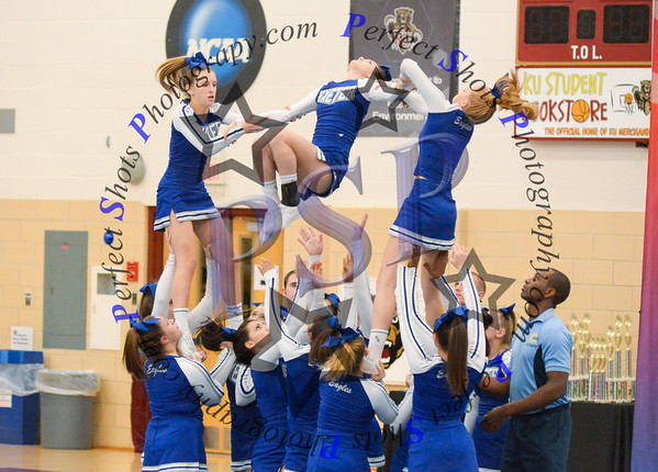 Exeter Eagles Cheer