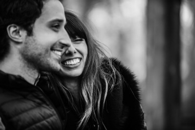 Christine & Nick |  NYC eSession | March 2014