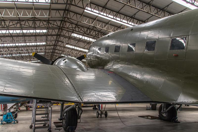 Yorkshire Air Museum, Elvington 21st October 2015