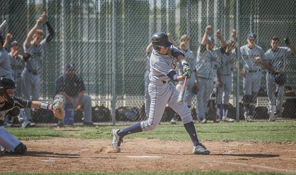 Elk Grove JV Baseball vs Franklin