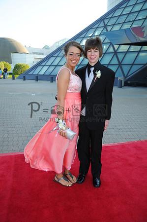 CHS Prom Red Carpet