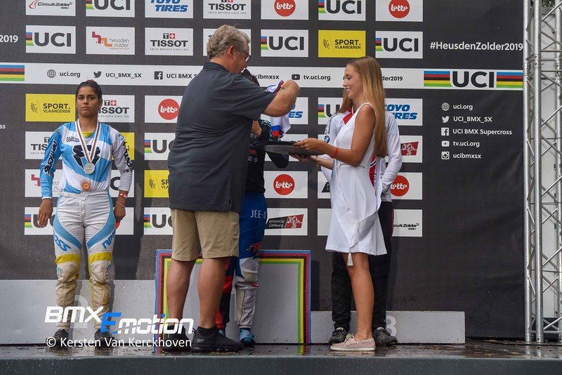 BMX WORLDS 2019 - Podium Championship
