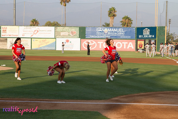 Team USA - 66ers Game