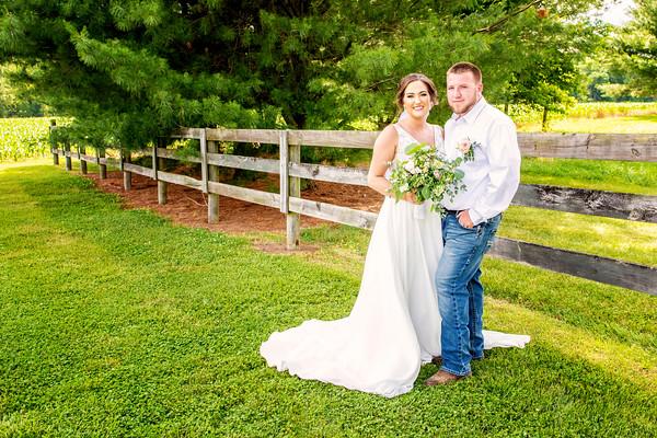 Becca and Seth's wedding
