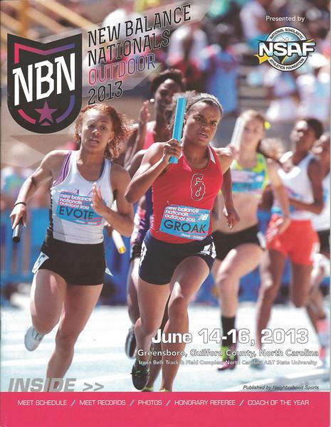 2013 New Balance Outdoor Nationals