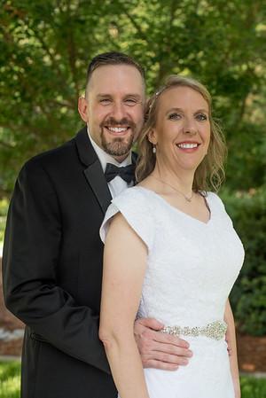 Leavitt Wedding