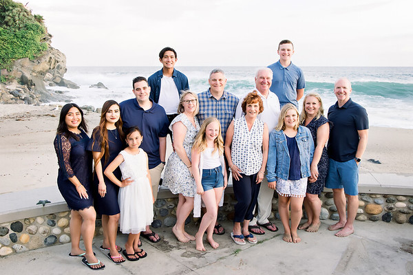 Finnegan Family extended