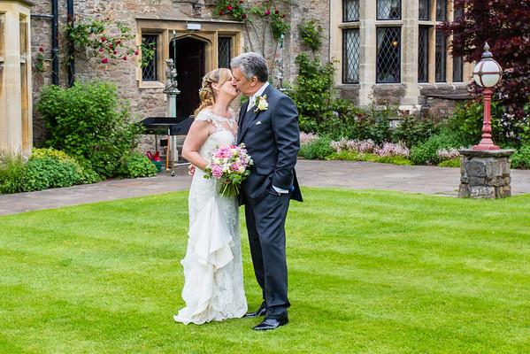 Wedding of Ian & linda