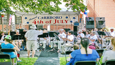 July 4th in Carrboro