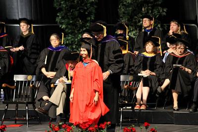 Ate Anne's Graduation M.P.H. 2012