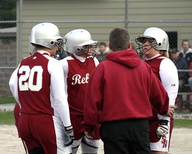 SN Softball vs Winamac 2007