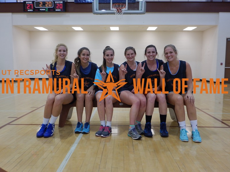 Fall 2016 Basketball Women's Runner Up_Delta Gamma
