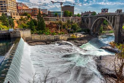 Spokane Falls & Riverfront Park