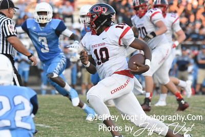 09-23-2016 Clarksburg HS vs Quince Orchard HS Varsity Football, Photos by Jeffrey Vogt Photography