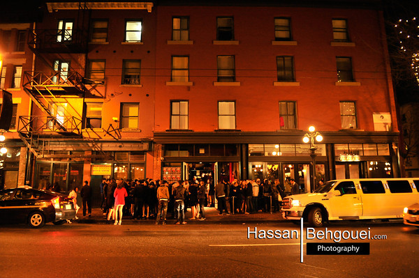 Brooklyn Alexander Night Club Saturdays X Hush Magazine 91 Powell Street Gastown Downtown Vancouver Bc Canada (2_15_14)