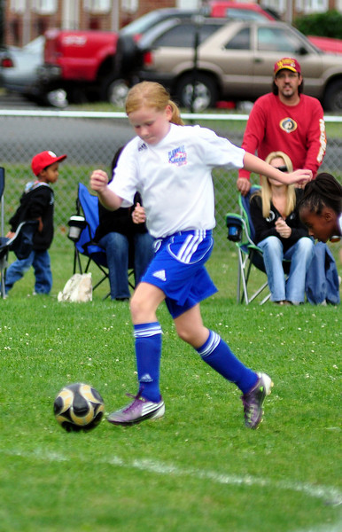 Plainville Girls U11 Soccer 9/12/2010