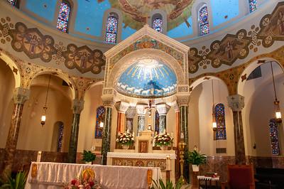 2019 Baccalaureate Mass
