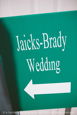 Jaicks Brady Wedding (Columbus)