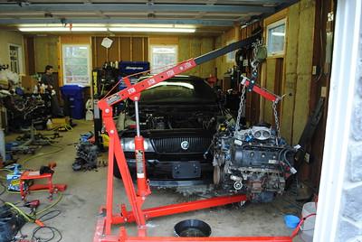 2/08/16 Engine Pull