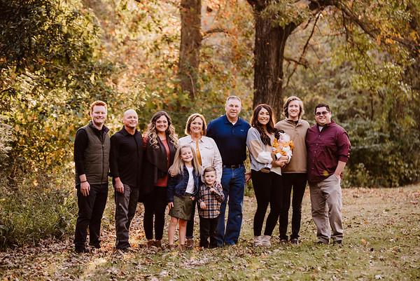 Faulkner Family 2020