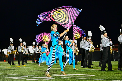 Ankeny Centennial Jaguars Cheer Dance Marching Band & Student Section 10162021