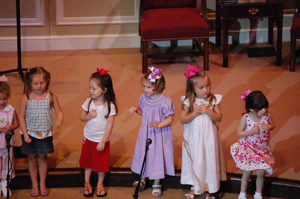 Children's Choir Year End Concert 09