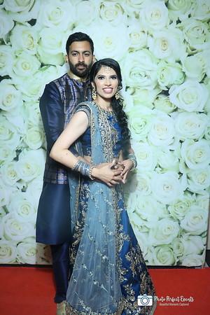 Sangeet and Engagement of Karn and Simran
