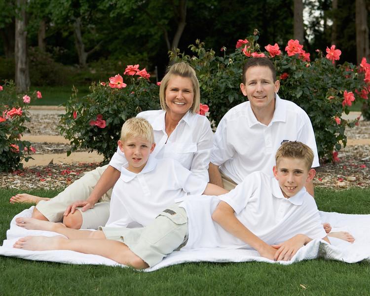 Hoehner Family