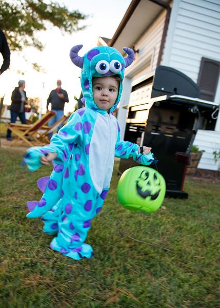 Caleb running in his costume.jpg
